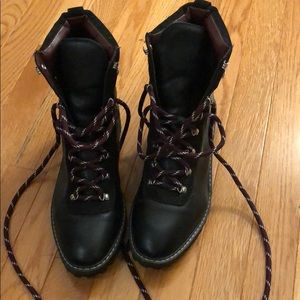 H&M combat , military, hiking boots. Size 9 /40